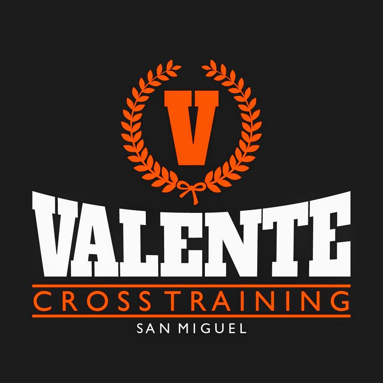 logo de Valente Cross Training