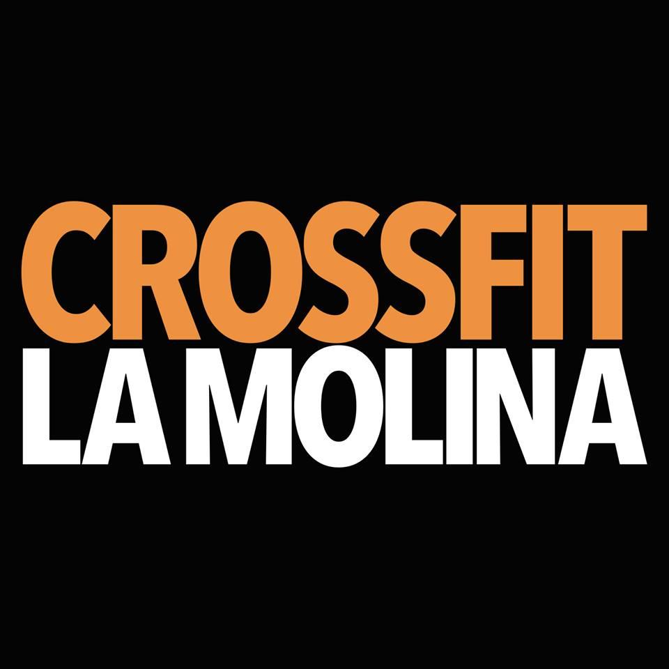 logo de Crossfit La Molina