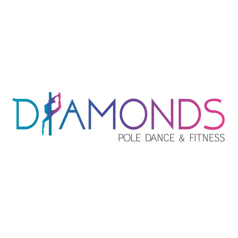 logo de Diamonds Pole Dance