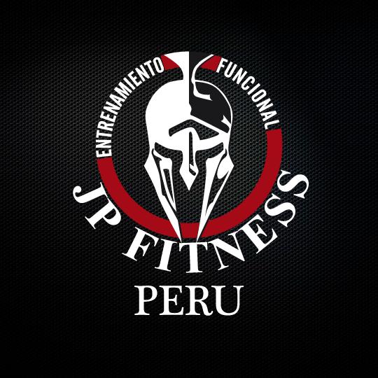 logo de JP Fitness - Magdalena