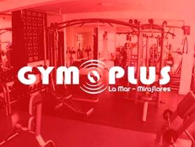 logo de Gym Plus - La Mar