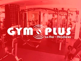 logo de Gym Plus - La Mar