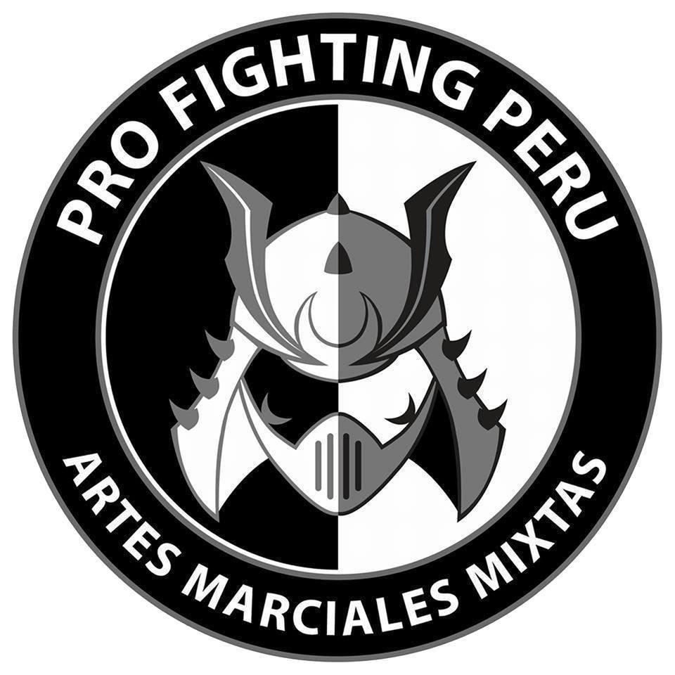 logo de PRO Fighting PERU - San Borja