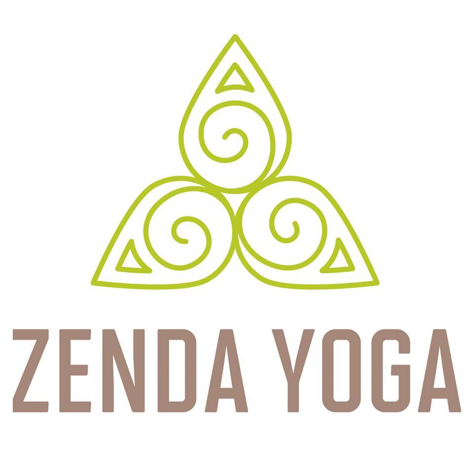 logo de Zenda Yoga